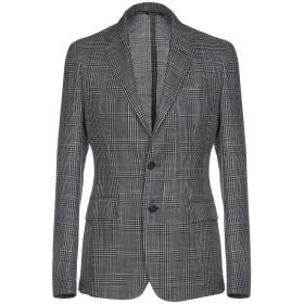 《セール開催中》BRIAN DALES メンズ テーラードジャケット ダークブルー 48 85% ウール 15% シルク