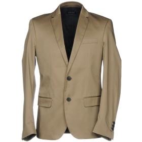 《期間限定セール開催中!》ANTONY MORATO メンズ テーラードジャケット サンド 48 コットン 97% / ポリウレタン 3%