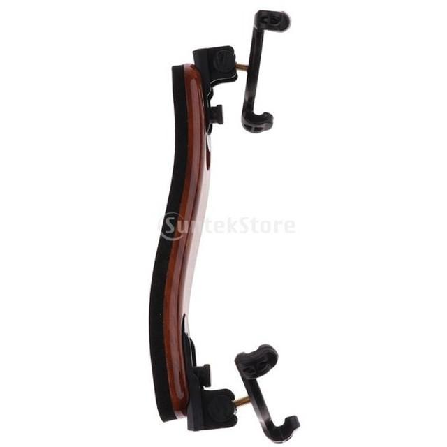 バイオリン肩当て フォームパッディング サポート バイオリン用 全2サイズ  - 1/4-1/2