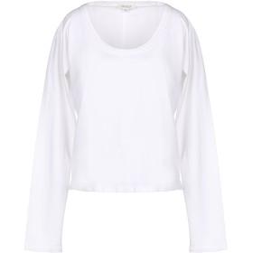 《セール開催中》CROSSLEY レディース T シャツ ホワイト S コットン 100%