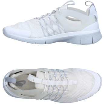 《期間限定セール開催中!》NIKE レディース スニーカー&テニスシューズ(ローカット) ホワイト 9.5 紡績繊維 / 革