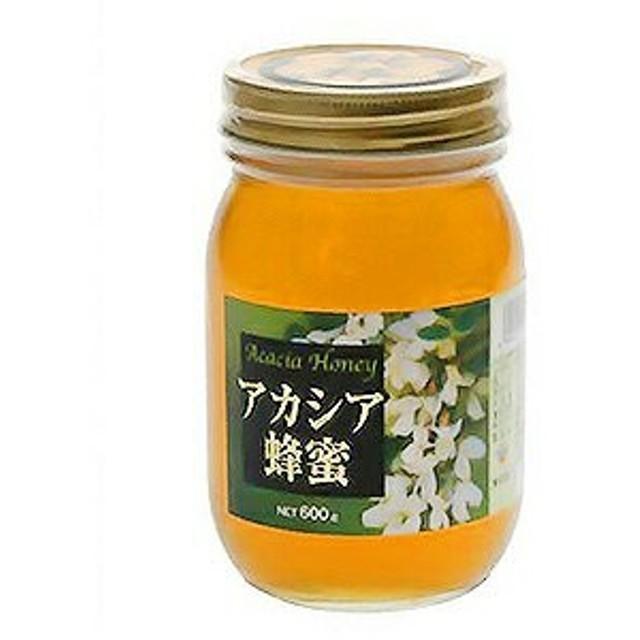 マルミ アカシア蜂蜜 600g (瓶)