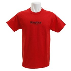 atmos キネティクス ユニークネスTシャツ KNSS18-T17-RED (Men's)