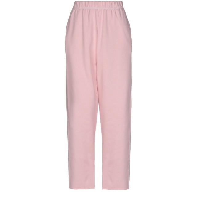 《期間限定 セール開催中》MM6 MAISON MARGIELA レディース パンツ ピンク M 100% コットン