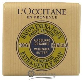 ロクシタン L'OCCITANE LOCCITANE シア ソープ ヴァーベナ 100g (461853)