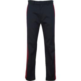 《期間限定 セール開催中》CALVIN KLEIN メンズ パンツ ダークブルー 50 コットン 97% / ポリウレタン 3% PARADE EXAGGERATED T