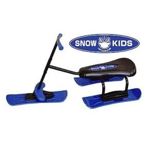 外遊びグッズ キャプテンスタッグ 雪の上ノッタロー スノースクーター ソリ/草遊び/雪遊び/草すべり ブルー