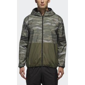 (セール)adidas(アディダス)メンズスポーツウェア ジャケット M SPORTS ID CAMOグラフィックウインドパーカー(裏起毛)FAT27 DH3957 メンズ ベースグ...