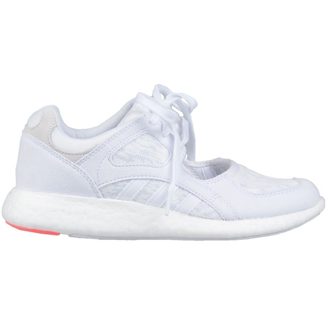 《セール開催中》ADIDAS ORIGINALS レディース スニーカー&テニスシューズ(ローカット) ホワイト 4 紡績繊維
