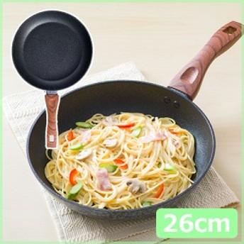 KUKUNA Kitchen メガストーンフライパン26cm KKN-MS26F 超強コーティング
