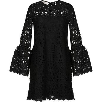 《セール開催中》BY MALINA レディース ミニワンピース&ドレス ブラック XS ポリエステル 100%