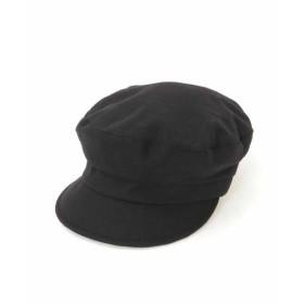 HIROKO BIS / ヒロコビス TWILLED MARINE CAP
