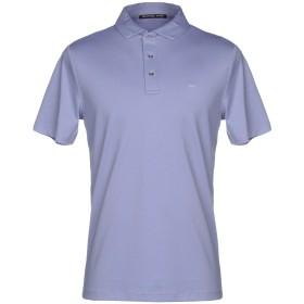 《期間限定セール開催中!》MICHAEL KORS MENS メンズ ポロシャツ ライラック XS コットン 100%