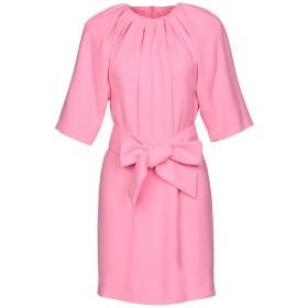 《期間限定 セール開催中》MAISON MARGIELA レディース ミニワンピース&ドレス ピンク 38 100% ポリエステル
