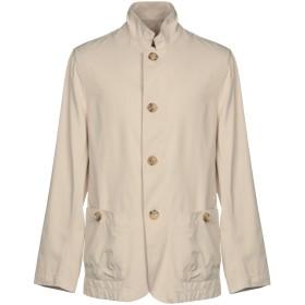 《セール開催中》BALLANTYNE メンズ テーラードジャケット ベージュ 52 100% ナイロン