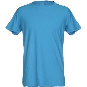 《期間限定セール開催中!》JEORDIE'S メンズ T シャツ アジュールブルー S コットン 100%
