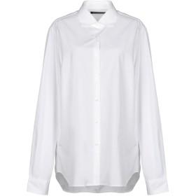 《期間限定セール開催中!》DEPARTMENT 5 レディース シャツ ホワイト S コットン 100%
