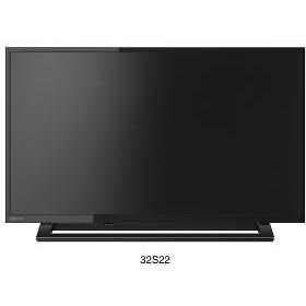 【東芝】 32V型 液晶テレビ REGZA(レグザ) 32S22 据置型液晶TV30-32型