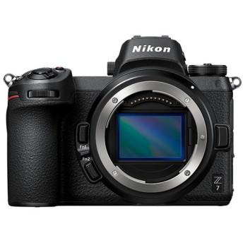 Nikon Z7 ボディ [ミラーレス一眼カメラ(4575万画素・レンズ別売)] デジタル一眼カメラ