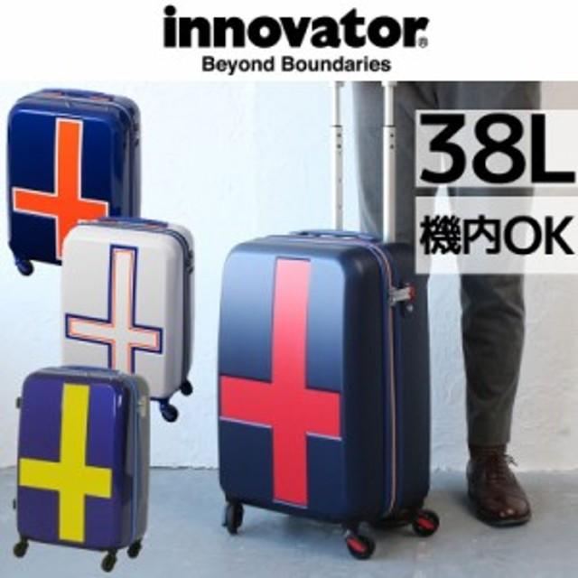 4256b6c0a1 ポイント10倍 【正規品2年保証】イノベーター スーツケース INV48T innovator TSA