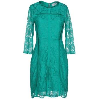 《セール開催中》LA KORE レディース ミニワンピース&ドレス ターコイズブルー 0 ナイロン 100%