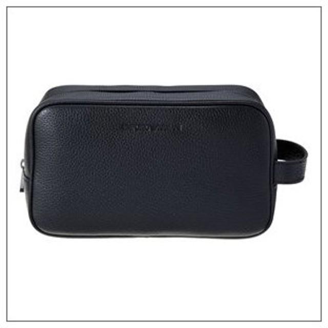 並行輸入品 EMPORIO ARMANI エンポリオアルマーニ セカンドバッグ レザー Y4R160 YC89J