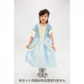 トイザらス限定 ふわふわドレス ブルー 90~110cm