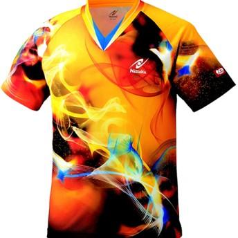 ニッタク ゲームシャツ スカイマジカルシャツ イエロー Sサイズ (1枚入)
