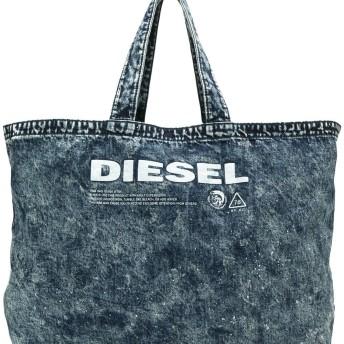 Diesel D-THISBAG SHOPPER L トートバッグ - ブルー