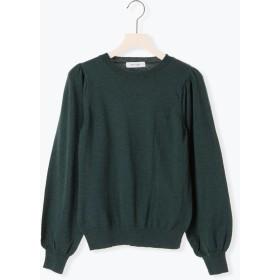 ニット・セーター - Melan Cleuge メランジパワショルニット