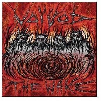 Voivod The Wake CD
