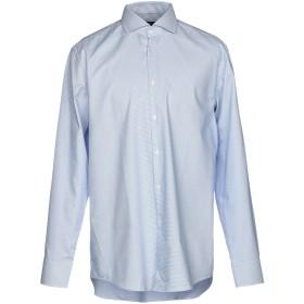 《期間限定 セール開催中》BOSS HUGO BOSS メンズ シャツ スカイブルー 41 100% コットン