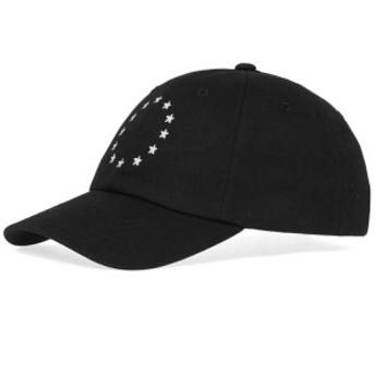 エチュード 帽子 ハット キャップ メンズ【Etudes tudes Tuff Europa Cap】Black