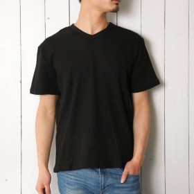 Tシャツ - ローコス Tシャツ メンズTシャツ カットソー メンズカットソー Vネックシャツ メンズVネックシャツ 半袖Vネックシャツ メンズ半袖Tシャツ半袖 Vネック 無地 メンズ 春 夏 男性用 ワッフル生地 ミリタリー 爽やか インナー