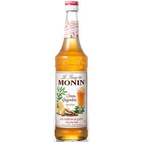 モナン レモンジンジャー・シロップ (700mL)