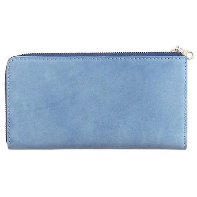 バギーポート×hands+ 東急ハンズオリジナル 長財布 170BL 藍染め 送料無料 東急ハンズ