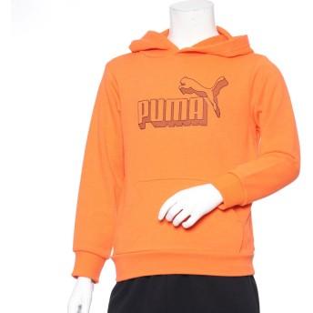 プーマ PUMA ジュニア スウェットパーカー ジュニア フーデッド スウェット 853530