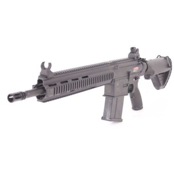 S&T HK417D 16 スポーツライン 電動ガン BK【180日間安心保証つき】