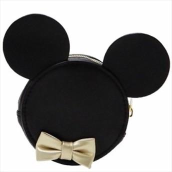 ミッキーマウス コインケース ダイカット ミニポーチ 2278421 ディズニー 小物入れ キャラクター グッズ