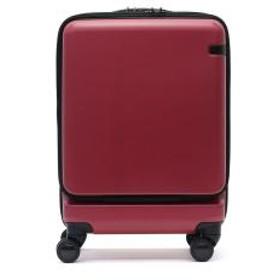 【5年保証】エース スーツケース ace. キャリーケース コーナーストーンZ CORNERSTONE-Z ace.TOKYO エーストーキョー 機内持ち込み フロントオープン ファスナー 36L 日帰り 1泊 小型 Sサイズ ハード