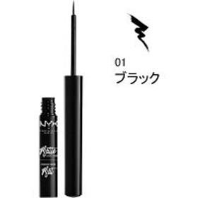 NYX Professional Makeup(ニックス) マット リキッド ライナー 01 カラー・ブラック