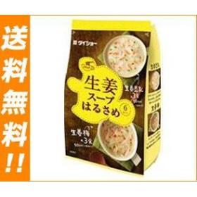 【送料無料】 ダイショー  生姜スープはるさめ  94.2g(6食入り)×10袋入