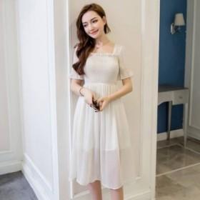 袖ありドレス パーティードレス 袖あり ロングドレス 袖あり ワンピース 結婚式 パーティードレス30代 40代 20代 fe-1195