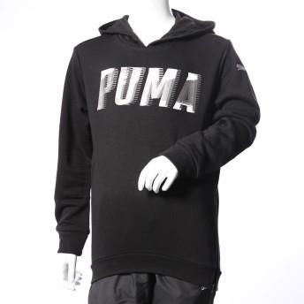 プーマ PUMA ジュニア スウェットパーカー STYLE フーディ 853715