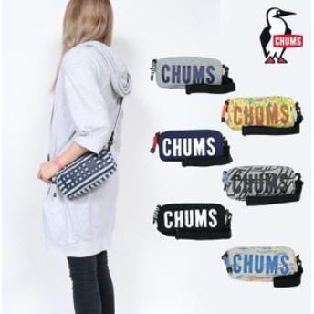 CHUMS チャムス Boat Logo Shoulder Sweat ユニセックス CH60-2523