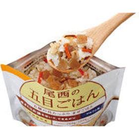ファミリー・ライフ 尾西のごはん 非常食4種セット計12食 a16719 1セット(12袋入)(直送品)