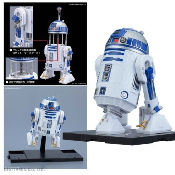 1/12 R2-D2(ロケットブースターVer.) プラモデル スター・ウォーズ バンダイスピリッツ(ZP53386)