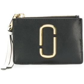 Marc Jacobs Snapshot 財布 - ブラック