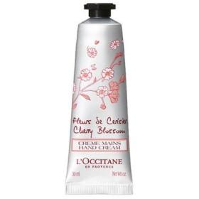 ロクシタン L'OCCITANE チェリーブロッサム ソフト ハンドクリーム 30mL (チェリー シアバター 誕生日プレゼント)