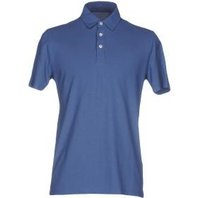 《セール開催中》ALTEA メンズ ポロシャツ ブルー S コットン 100%